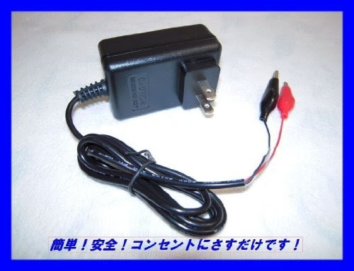 12v Battery Charger For Kid Trax Riding Toys Dodge Ram