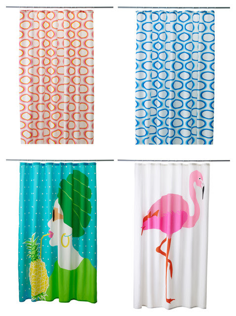 contemporary-shower-curtains