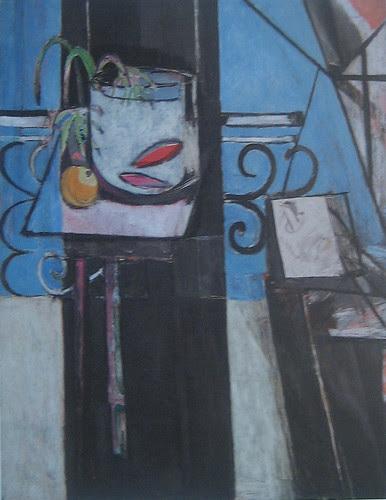 Goldfish and Palette, Henri Matisse, late November 1914-spring 1915