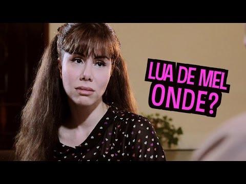 Lua de Mel Onde? - DESCONFINADOS