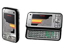 Toshiba G900 lê as digitais do dono