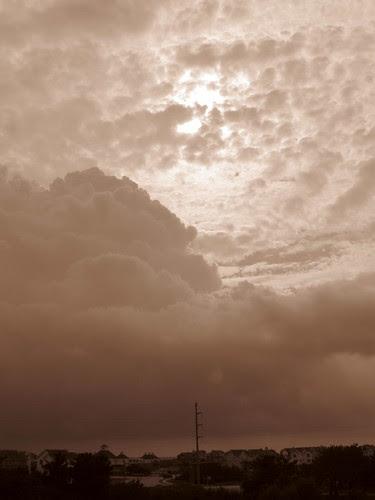 Storm Over Nag's Head
