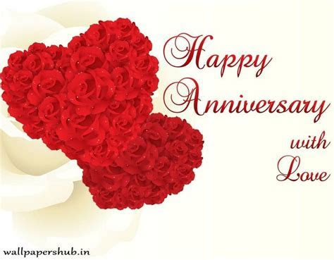 Romantic Wedding Anniversary Wishes : Wedding Anniversary