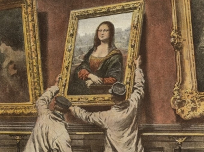 The Heist That Made The Mona Lisa Famous