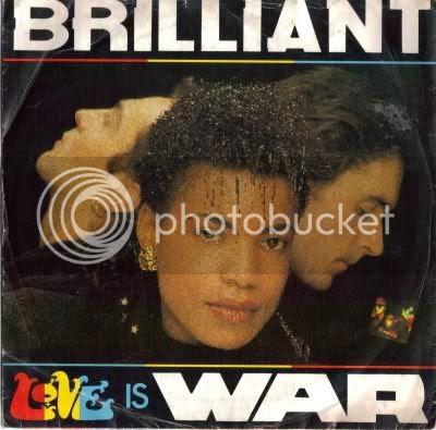 Brilliant - Love Is War