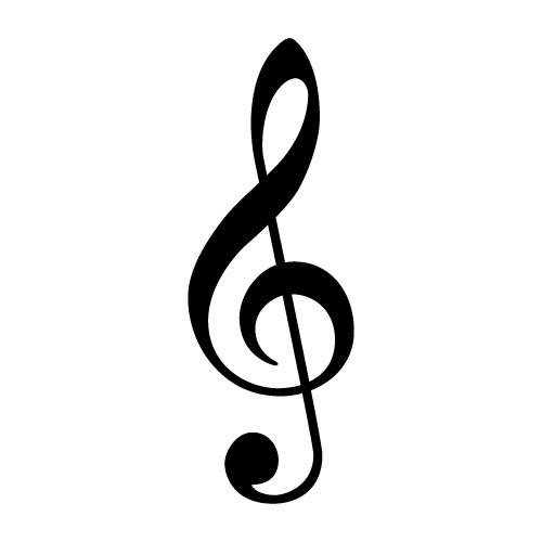 音楽記号のイラスト ただ絵net 無料商用可aiファイルも取り扱う
