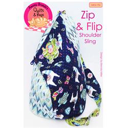The Zip & Flip Shoulder Sling Pattern