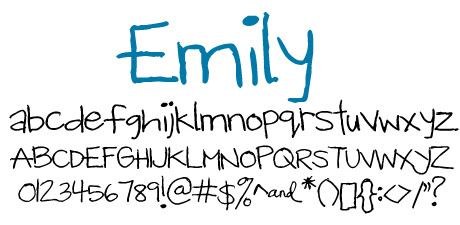 click to download Emily