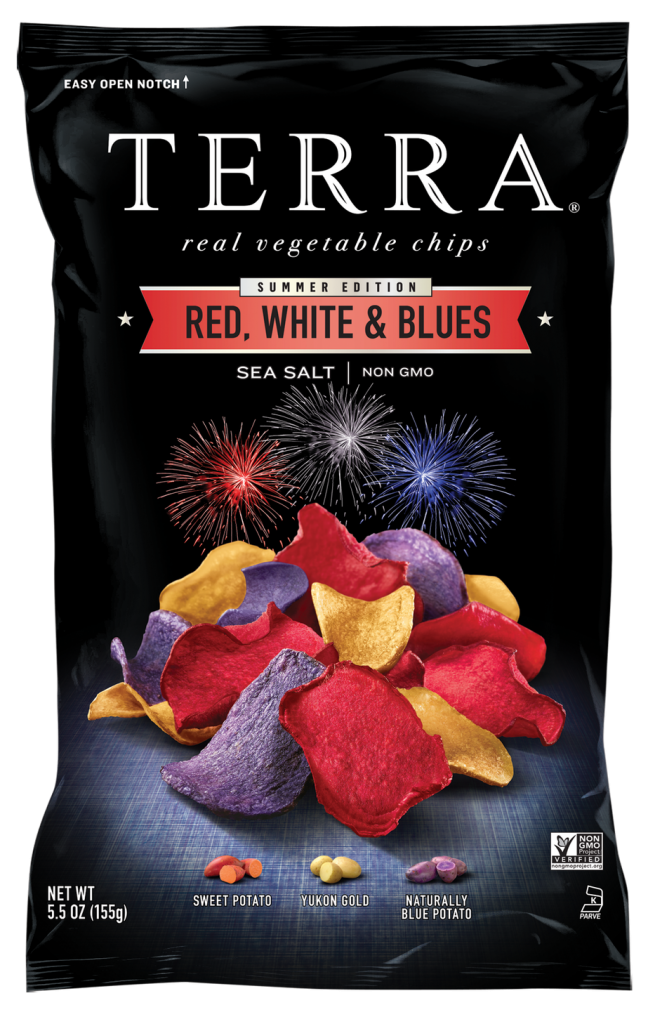 Red White Blues Terra