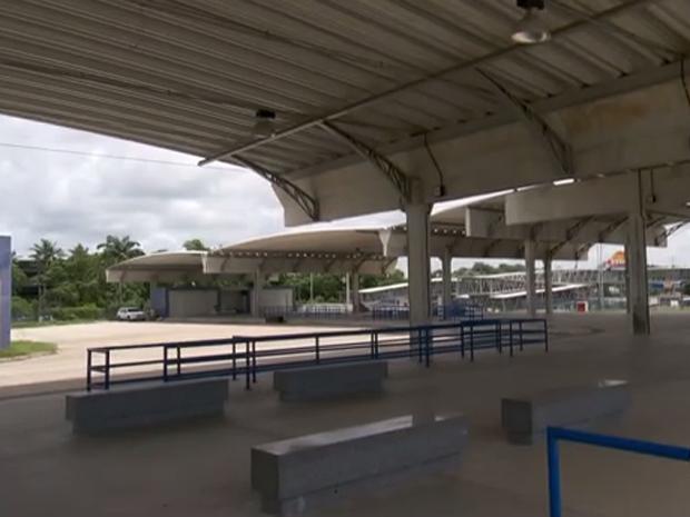 terminal de Abreu e Lima (Foto: Reprodução/ TV Globo)