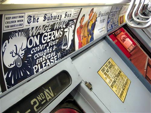 Subway Sun - War on Germs