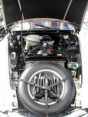 DS engine bay