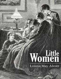Little Women: Illustrated