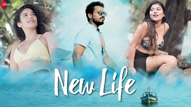 New Life Lyrics | Nathan Brumley | Santosh Panchal (Kryso)
