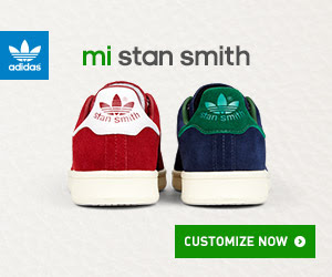 adidas Stan Smith Now Customizable