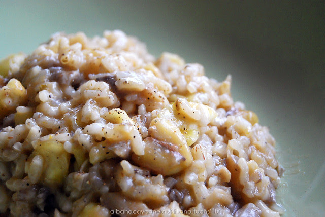 Fall risotto
