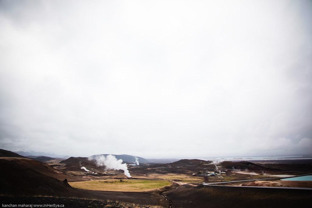 Iceland Day 3-8 Myvatn