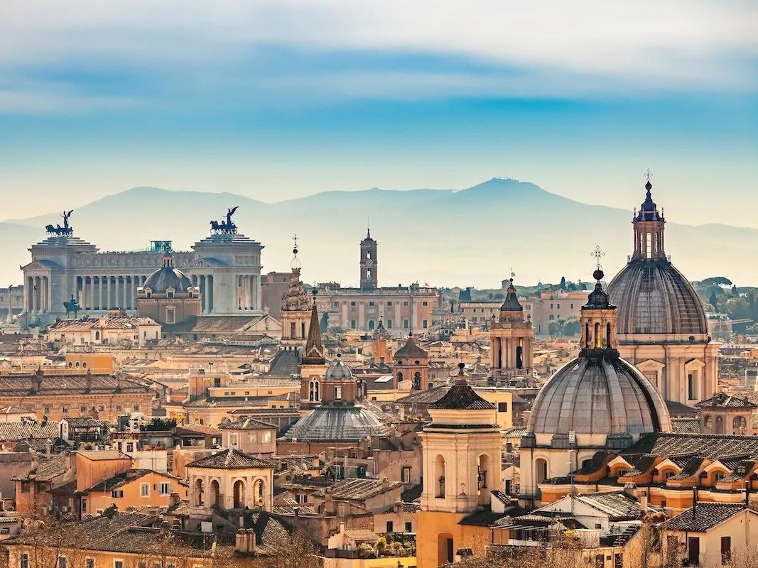 11. Rome, Italy