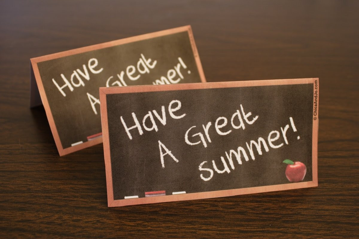 9 Ideas To Celebrate The End Of The School Year Tim Price Harvest