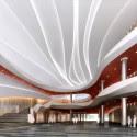 En Construcción: Anhui Broadcasting & TV Centre / NDA (8) Render
