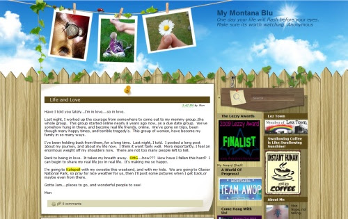 My Montana Blu