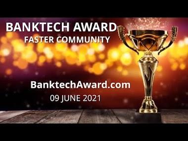 BANKTECH AWARD 2021 WINNERS ANNOUNCEMENT