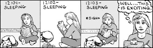 Home Spun comic strip #451