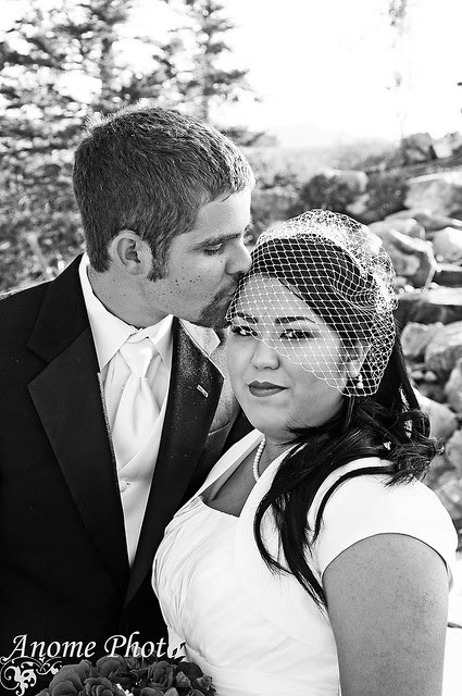 Tim and Michelle ~ Married