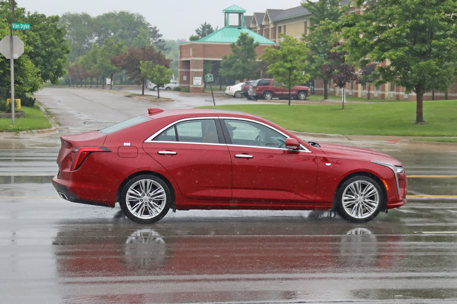 Cadillac CT4 Unofficially Debuts In New Spy Photos   GM ...