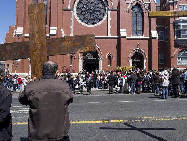 Procession, Park Slope
