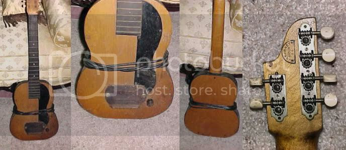 An alleged rare rare rare rare guitar