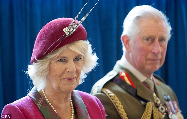Privately, Charles was known at the time to hope public opinion would eventually enable Camilla to be crowned Queen by his side