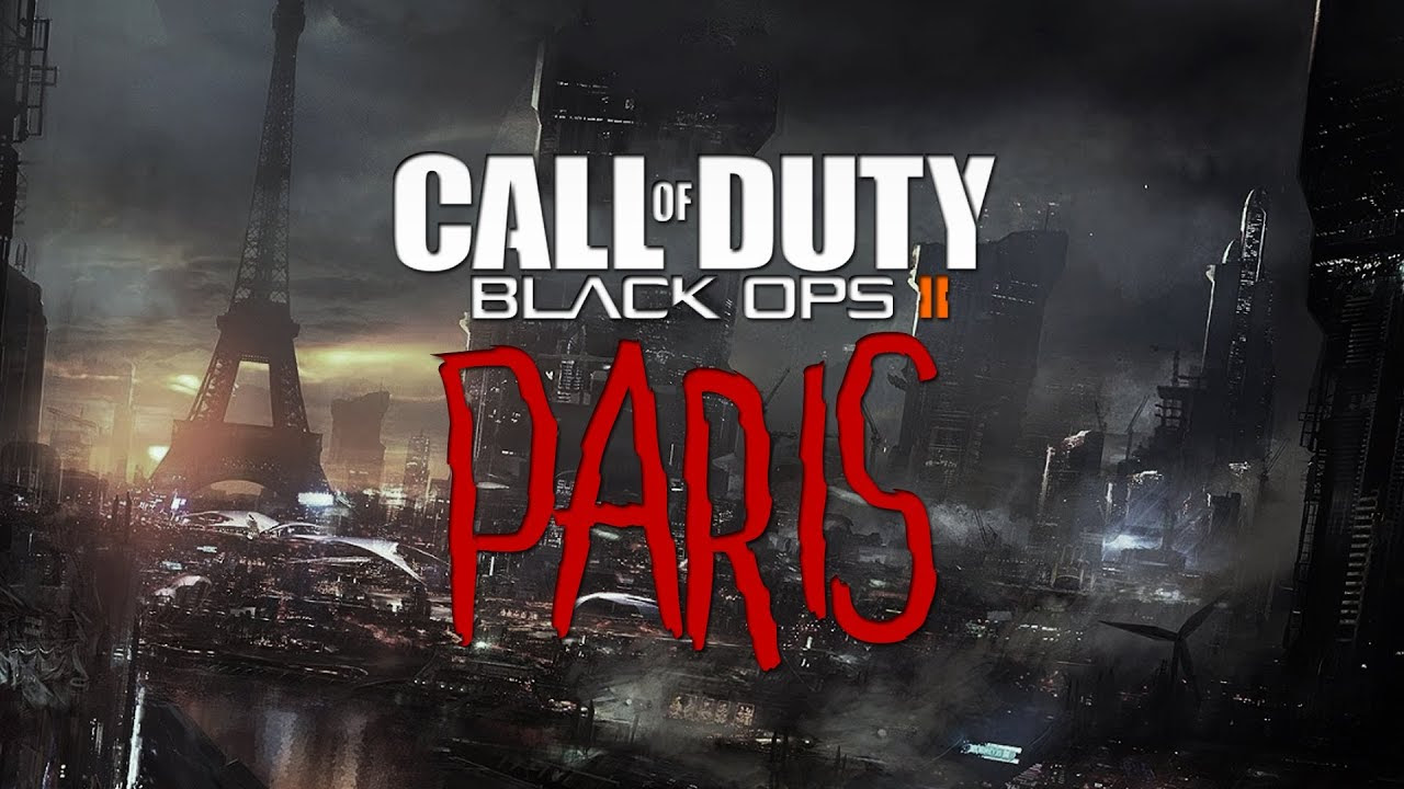 New Zombie Map Paris Black Ops 2 Dlc Youtube
