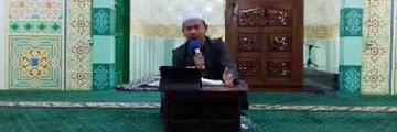 Kajian Islam Kitab Riyadhus Shalihin di Masjid Darun Najah Karang Anyar Tarakan 20191030
