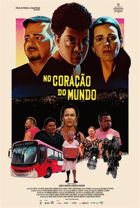 No Coração do Mundo : Poster