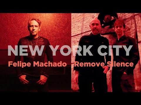 """Felipe Machado lança videoclipe para """"New York City"""", do álbum """"FMSolo Remixes""""; Confira aqui!!"""