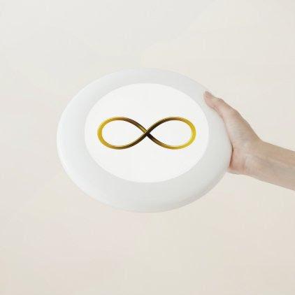Infinity Symbol | Geek Gifts Wham-O Frisbee