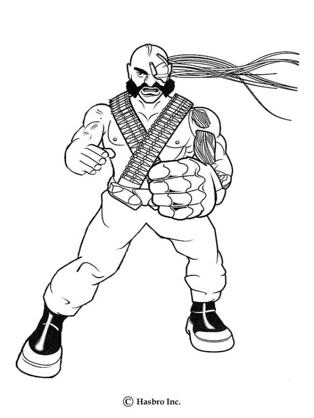 Dibujos Para Colorear El Soldado Eshellokidscom