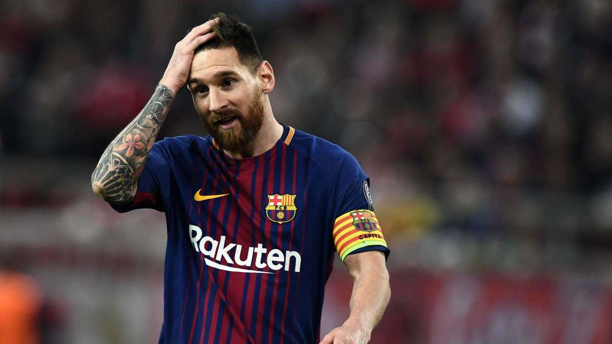 Image result for Barcelona and Lionel Messi