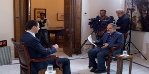President al-Assad-Interview-Iranian Khabar TV 2