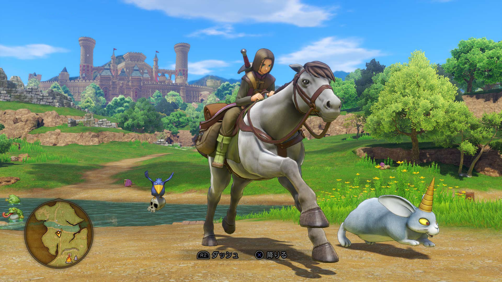 Surprise! Dragon Quest XI is selling like hotcakes in Japan screenshot