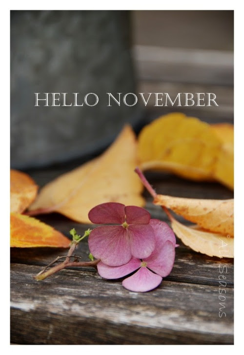 (via All Seasons: Hello November!)