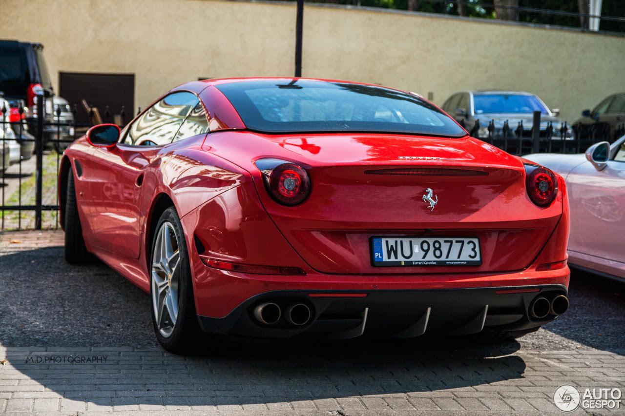 Ferrari California T - 2 August 2014 - Autogespot