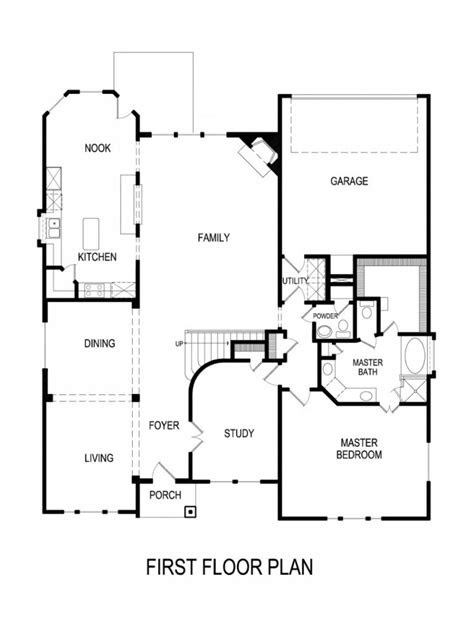 beautiful  texas homes floor plans  home plans