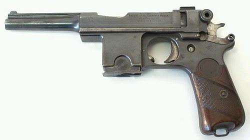 Bergman Bayard Model 1910