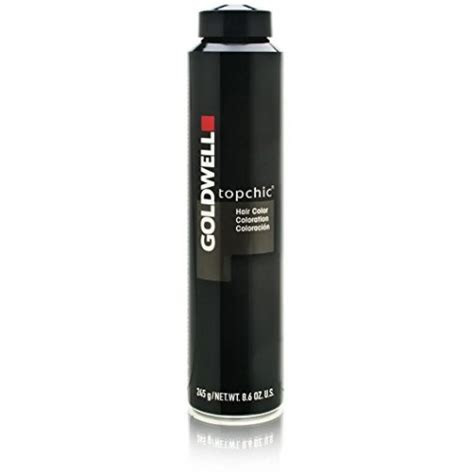 goldwell topchic  permanent hair color