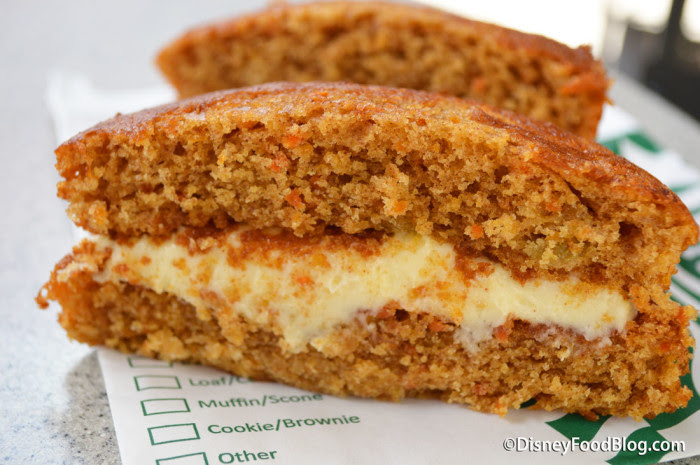 Carrot Cake Cookie to Frosting ratio