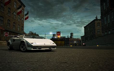 Image CarRelease Lamborghini Countach 5000 Quattrovalvole White 2   NFS World Wiki