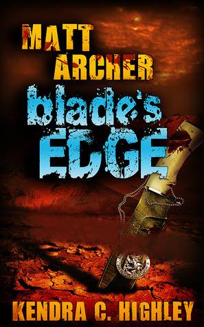 Matt Archer: Blade's Edge (Matt Archer #2)