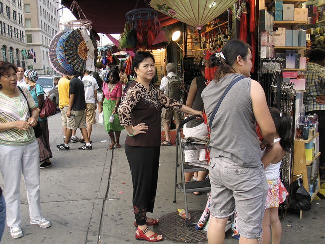 Canal Street, NYC